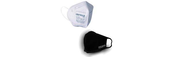 Schutz- / Gesichtsmasken