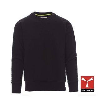 """Payper Sweatshirt """"MISTRAL+"""" schwarz"""